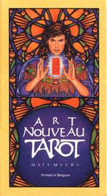Tarot Art Nouveau de Myers