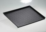 Plateau de présentation 9903033 und 9903077, FMU GmbH, plateaux de présentation noirs