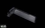 Plateau de présentation 17, 195x580mm, FMU GmbH, plateaux de présentation transparents
