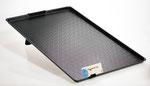 Plateau de présentation 9903001, 400x600mm, FMU GmbH, plateaux de présentation noirs
