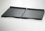 Plateau de présentation 9903041, 400x600mm, FMU GmbH, plateaux de présentation noirs