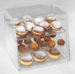 Présentoir transparent 9402002, FMU GmbH, Présentoir transparent