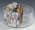 Distributeur pour ingrédients 9402517, FMU GmbH, Accessoires pour le snacking