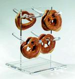 Support bretzels avec 4 barres 9910010, FMU GmbH, Support bretzels