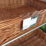 Porte étiquette 9903096, FMU GmbH, Accessoires pour le snacking