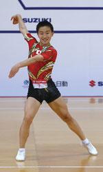 世界年齢別エアロビック選手権大会