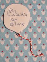 Claudia Marx, Stoff