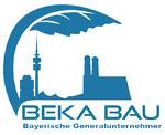 Website erstellt für Beka Bau