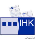 Signet IHK Südwestsachsen Chemnitz