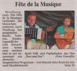 Fête WT Titelseite 23 06 2013