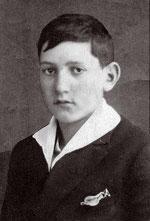Ludwig R. als Kind