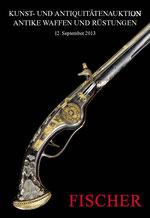 Sonderkatalog Auktion Antike Waffen und MilitariaSeptember 2013