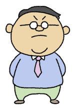 「今を変えれば!未来は変わる!!」と呼びかける、青森県の「健やか力」向上推進キャラクター「マモルさん」