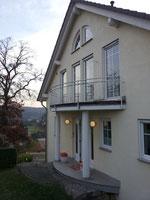 Lichtkonzept Villa in Königsbach