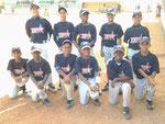 La categoria de 10 a 11 años campeones del clasico de pequeñas ligas 2014.