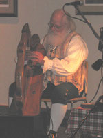 Harping at the Brookfield Library