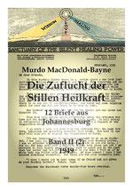 Die Zuflucht der Stillen Heilkraft, 12 Briefe aus dem Jahr 1949