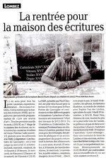 Article du 5 octobre 2012