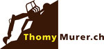 Logo Thomy Murer Baggerbetrieb GmbH
