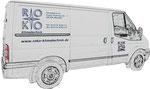 ROKO Service Fahrzeug