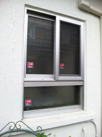 AGC 旭硝子 ラミセーフ 防犯ガラス