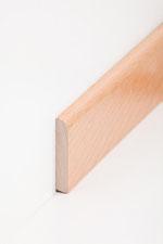 Sockelleisten aus Holz furniert