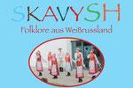 Skavysh-Folklore aus Weißrussland 2018