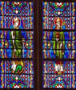 Saint Romain et Saint Ouen