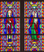 Saint Quirin et Saint Waninge