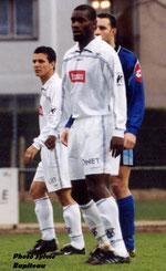 Bernard Lambourde et Démétrius Ferreira