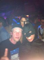 Ferdie trifft Batman