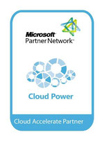 Cloud Accelerate Partner Logo