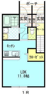 GRAND DESIGN   間取り図