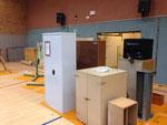 Renovierung Hallenvorraum