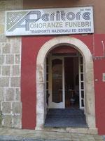 La Sfinge di Peritore & c. via Di Lorenzo,96 Licata (Ag) Tel. 0922-774085
