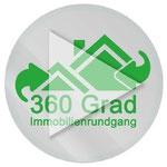 306° Video, virtuelle Besichtigung, 360 Grad Immobilienrundgang von VERDE Immobilien