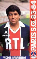BARRIENTOS Victor  83-84