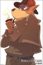 Sherlock Holmes, Meitantei Holmes