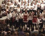 Chor mit Band