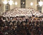 Chor und Orchester