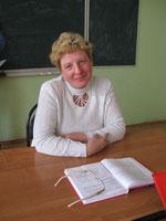 Сергеева Лидия Евгеньевна