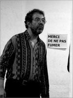 Michel Ruff, fondateur de l'association et metteur en scène.