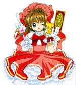 Card Captor Sakura - Pesca la tua carta Sakura