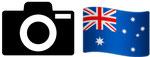 Foto icoon Australië
