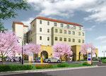 岡山に建設の婦人科病院