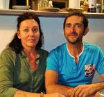 Luce ARNAUD et Eric MICHEL