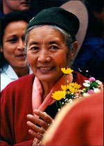 Khandro Tsering Chödrön / Quelle: Rigpa