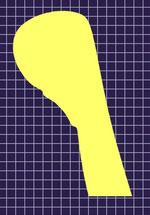 ホルンマウスピースY&IHN1 リム形状