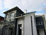 Rechte Haushälfte Fertigstellung 2010