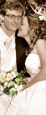 Photographies du mariage de Nathalie § Adrien